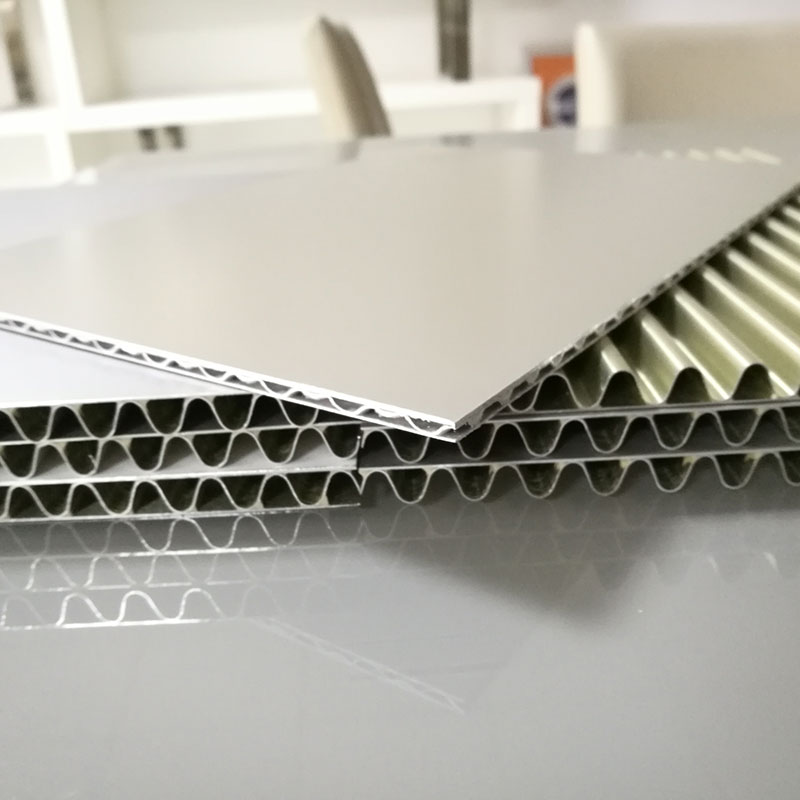Aluminum Corrugated Panel Is Very Attractive In Home Decoration
