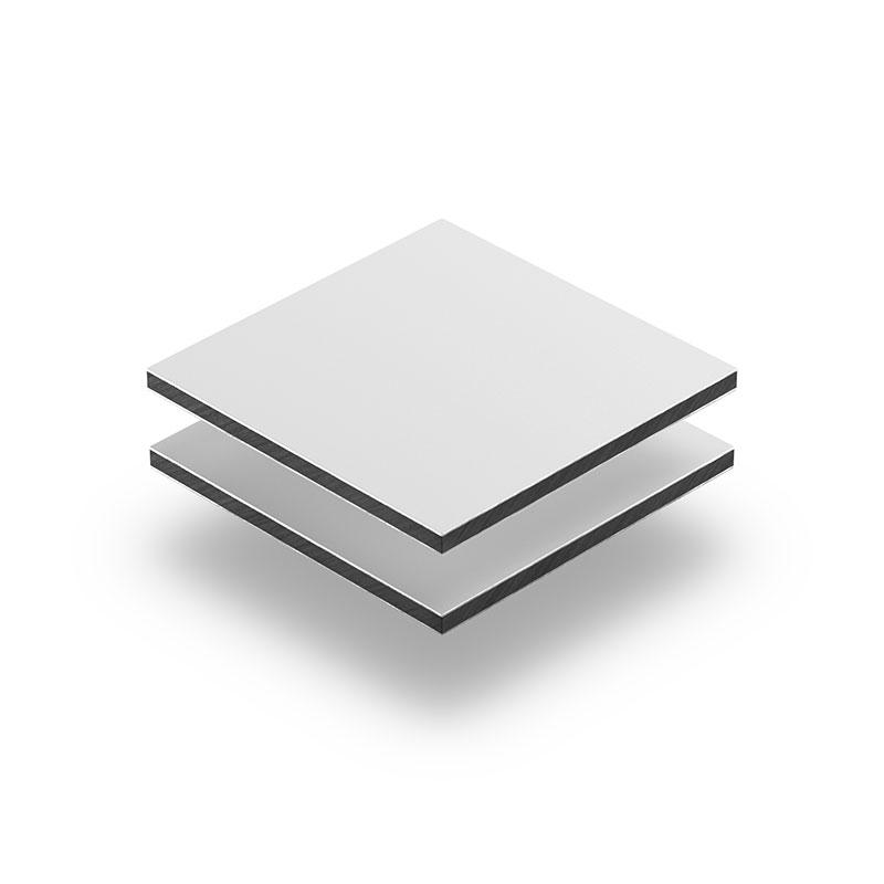 Metal Composite Panel Exerts Advantages of Component Materials