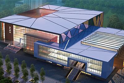 Guangxi Wuzhou Cultural Centre 22000